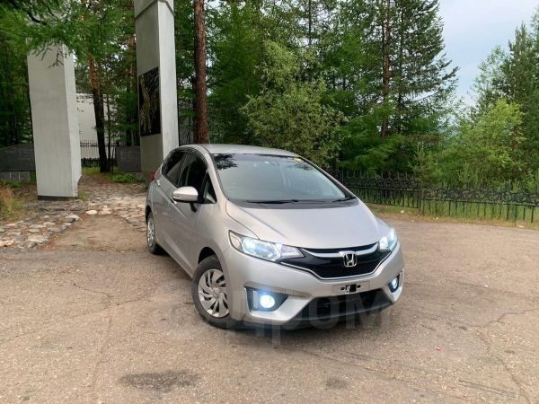 Honda Fit, 2017 год, 666 666 руб.