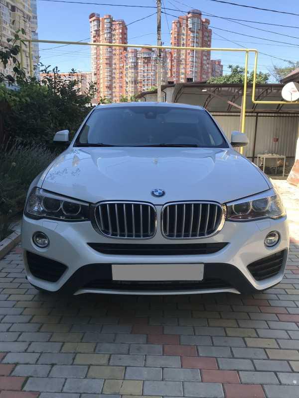 BMW X4, 2017 год, 2 800 000 руб.