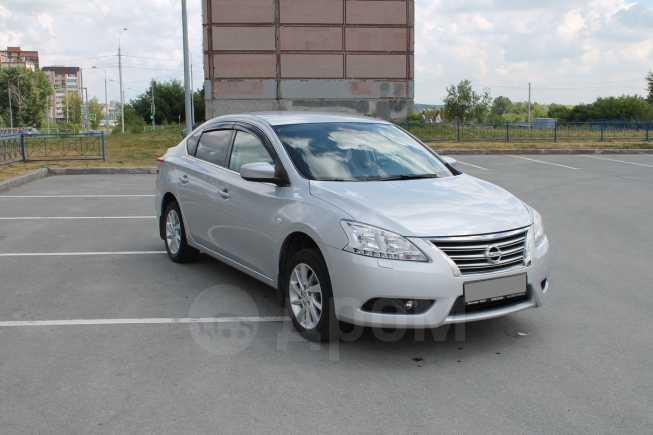 Nissan Sentra, 2014 год, 639 000 руб.