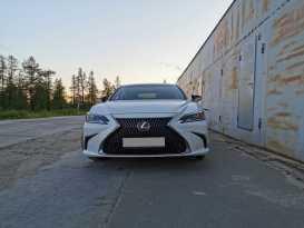 Заполярный Lexus ES250 2019