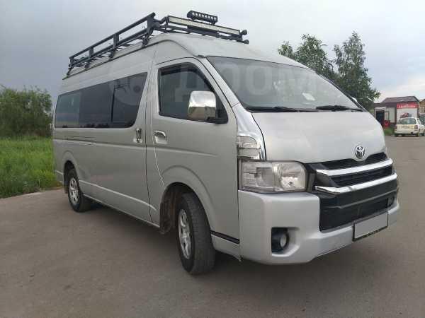 Toyota Hiace, 2010 год, 980 000 руб.