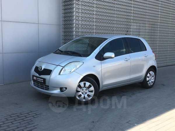 Toyota Yaris, 2007 год, 307 000 руб.