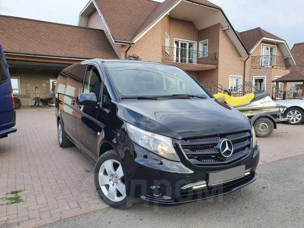 Mercedes-Benz Vito, 2015 год, 2 150 000 руб.
