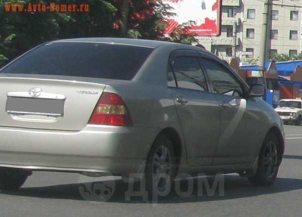 Toyota Corolla, 2002 год, 306 000 руб.