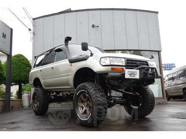 Toyota Land Cruiser, 1996 год, 1 020 000 руб.