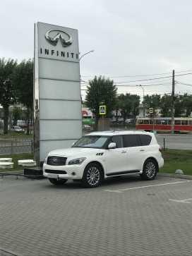 Екатеринбург Infiniti QX56 2013