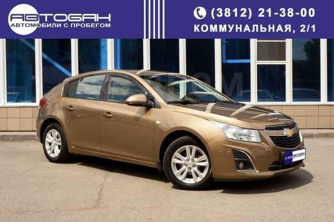 Chevrolet Cruze, 2013 год, 487 000 руб.