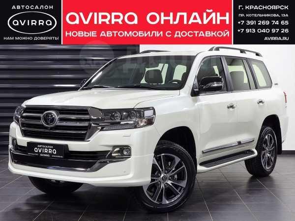 Toyota Land Cruiser, 2020 год, 6 344 000 руб.