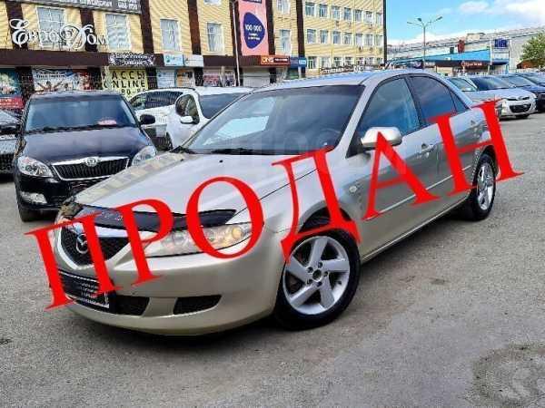 Mazda Mazda6, 2005 год, 309 000 руб.
