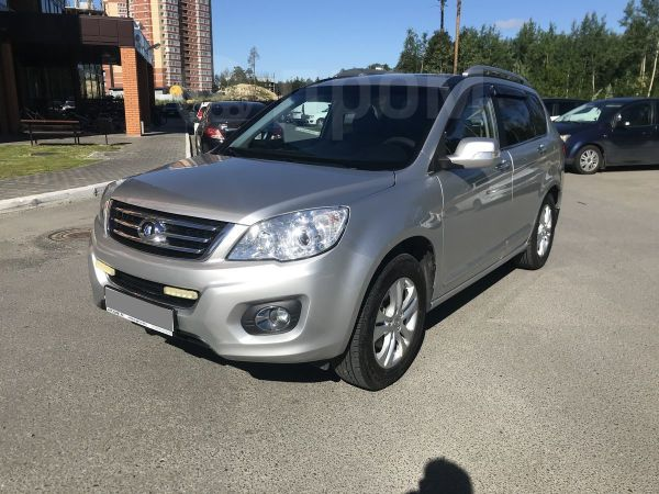 Great Wall Hover H6, 2015 год, 597 000 руб.