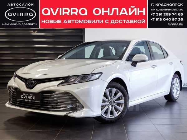 Toyota Camry, 2020 год, 2 113 000 руб.