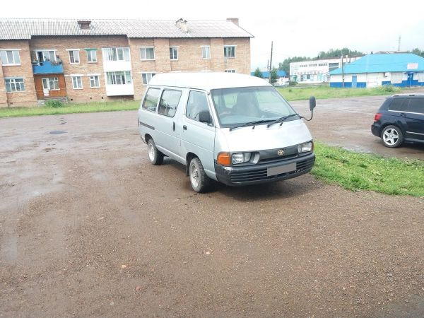 Toyota Master Ace Surf, 1993 год, 185 000 руб.
