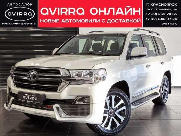 Toyota Land Cruiser, 2020 год, 6 214 000 руб.