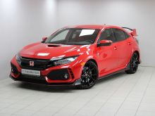 Санкт-Петербург Civic Type R 2019