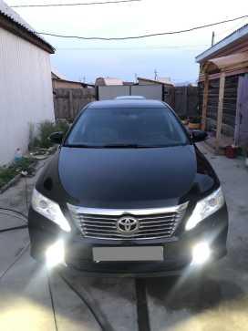 Улан-Удэ Toyota Camry 2011