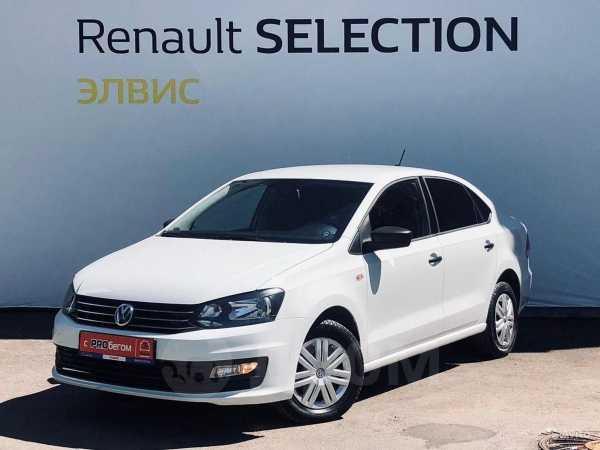 Volkswagen Polo, 2018 год, 690 000 руб.