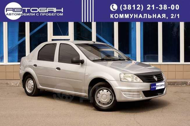 Renault Logan, 2012 год, 317 000 руб.