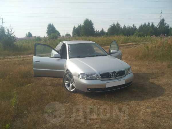 Audi A4, 2001 год, 233 000 руб.