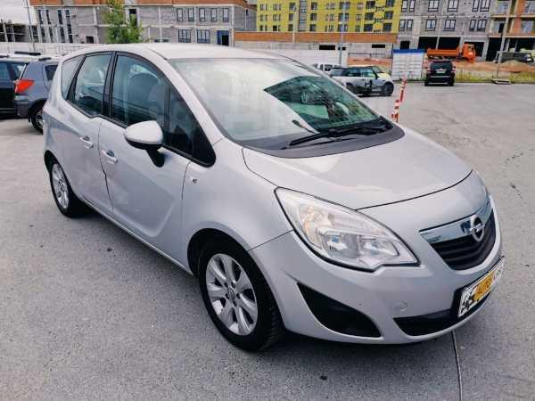Opel Meriva, 2012 год, 492 000 руб.