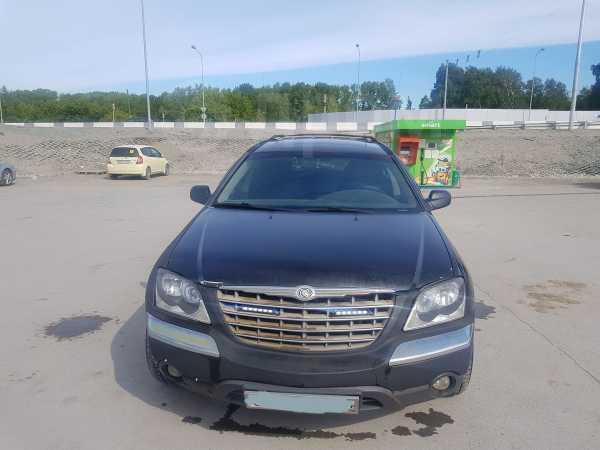 Chrysler Pacifica, 2004 год, 380 000 руб.