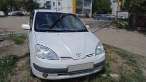 Кыштым Prius 1999