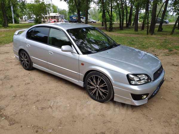 Subaru Legacy B4, 2001 год, 450 000 руб.