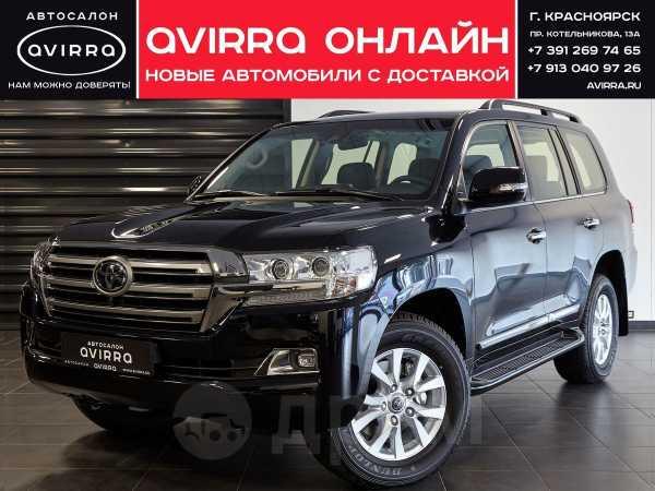 Toyota Land Cruiser, 2020 год, 6 114 000 руб.