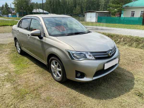 Toyota Corolla Axio, 2013 год, 740 000 руб.
