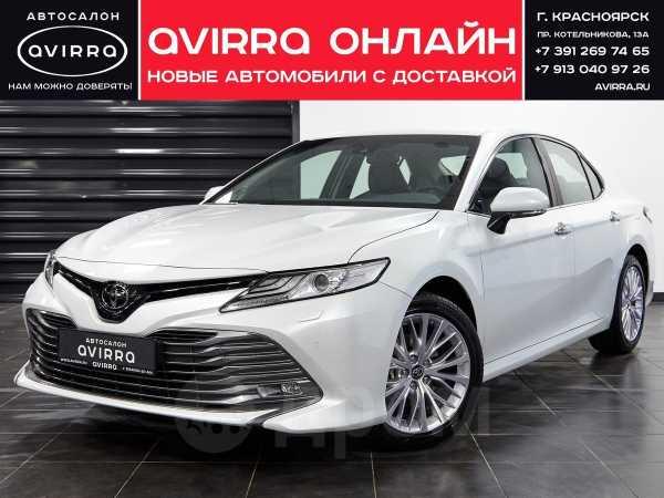 Toyota Camry, 2020 год, 2 225 000 руб.