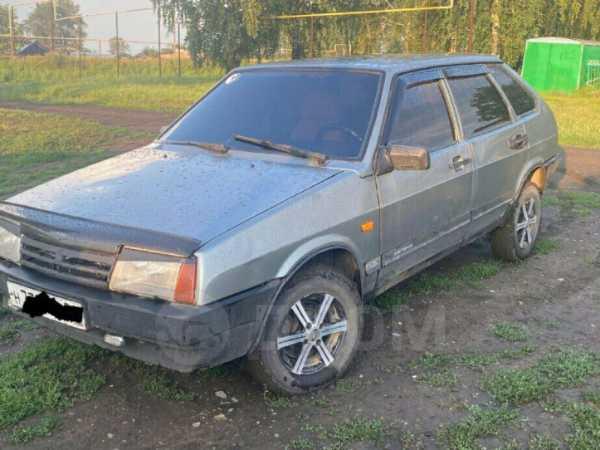 Лада 2109, 1995 год, 53 000 руб.