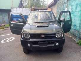 Красноярск Suzuki Jimny 2016