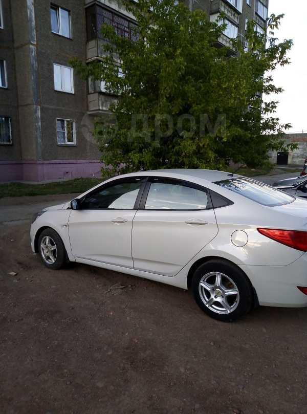 Hyundai Solaris, 2015 год, 430 000 руб.