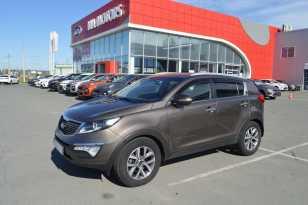 Барнаул Kia Sportage 2014