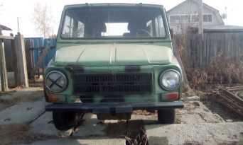 Иркутск ЛуАЗ 1986