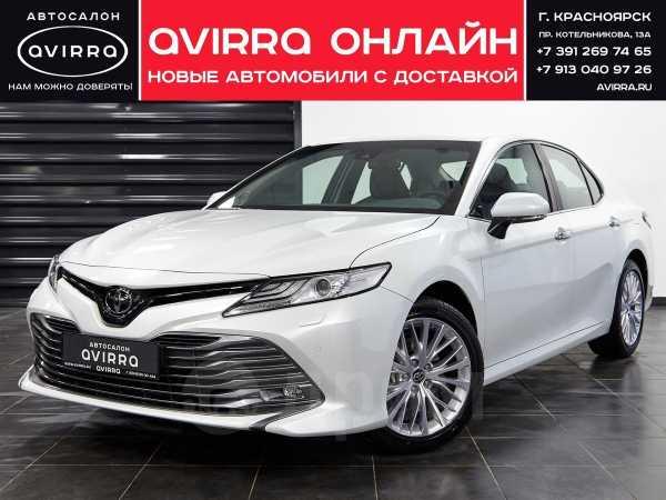 Toyota Camry, 2020 год, 2 515 000 руб.