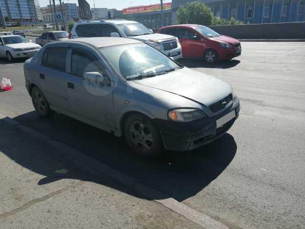 Opel Astra, 2001 год, 75 000 руб.