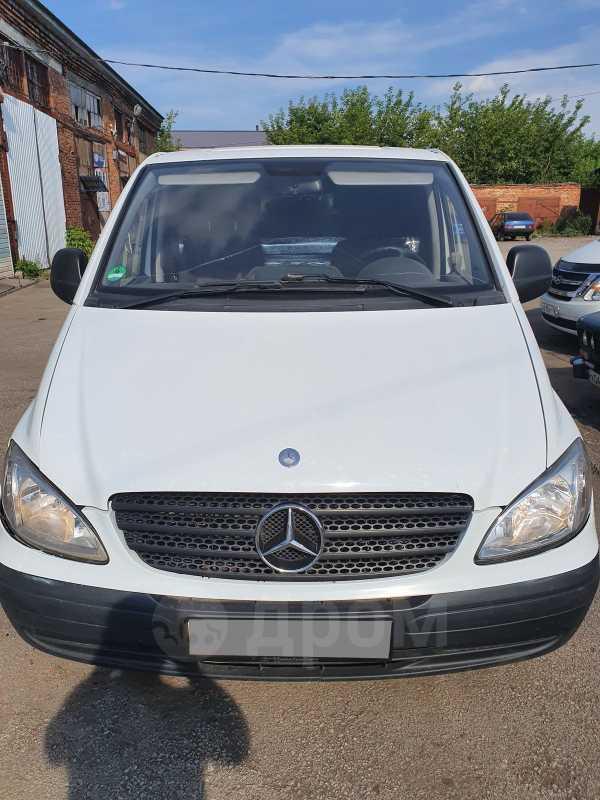 Mercedes-Benz Vito, 2006 год, 430 000 руб.