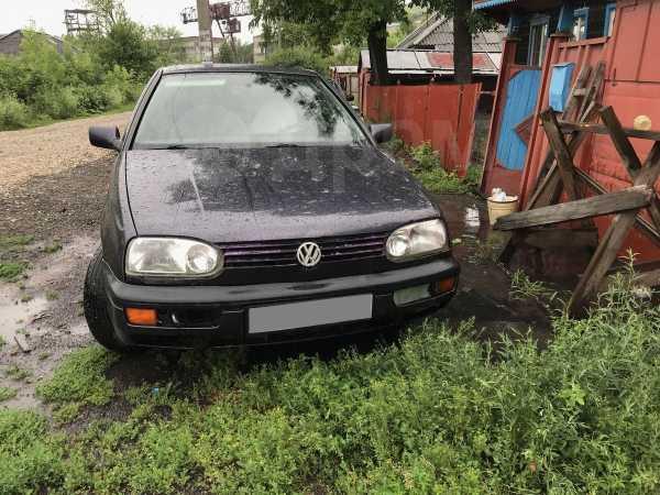 Volkswagen Golf, 1995 год, 145 000 руб.