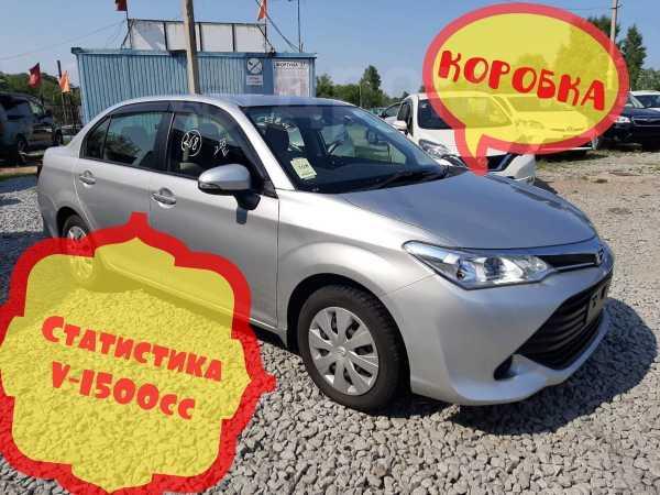 Toyota Corolla Axio, 2015 год, 629 000 руб.