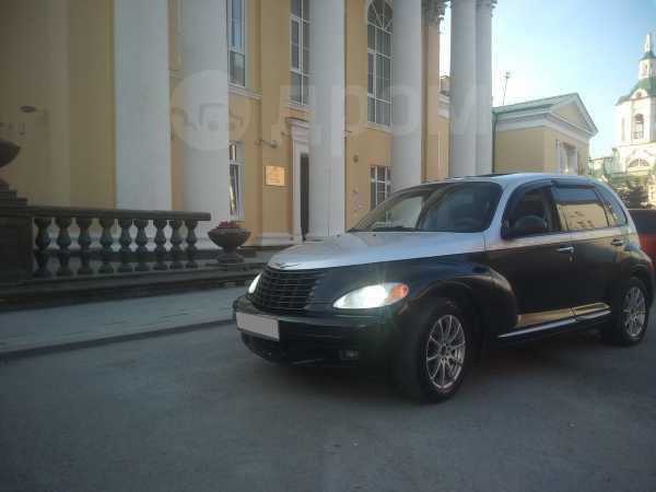 Chrysler PT Cruiser, 2002 год, 245 000 руб.