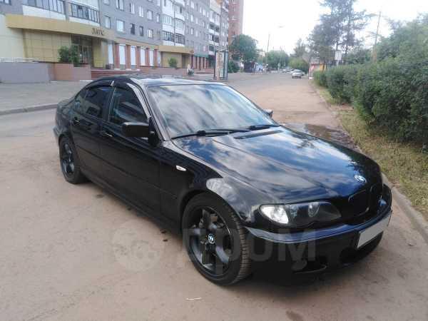 BMW 3-Series, 2001 год, 445 000 руб.