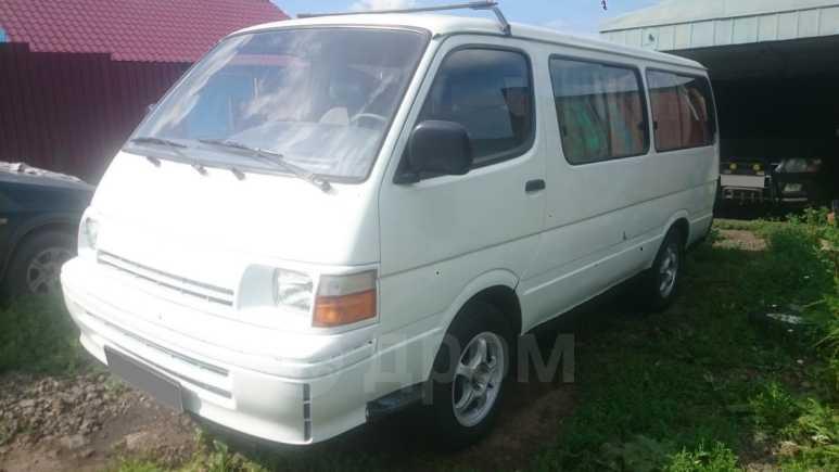 Toyota Hiace, 1996 год, 220 000 руб.