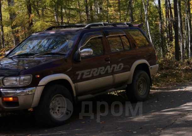 Nissan Terrano, 1995 год, 360 000 руб.