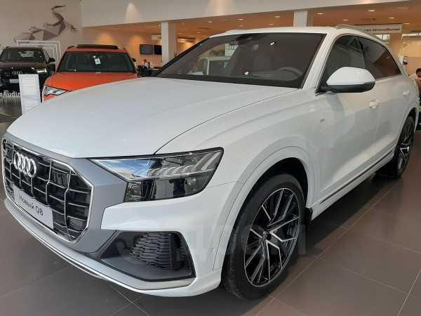 Audi Q8, 2020 год, 7 838 703 руб.