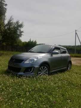 Шимановск Suzuki Swift 2015