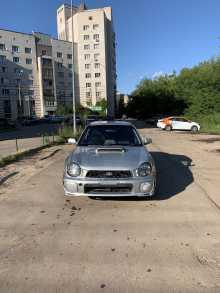Нижний Новгород Impreza WRX 2002