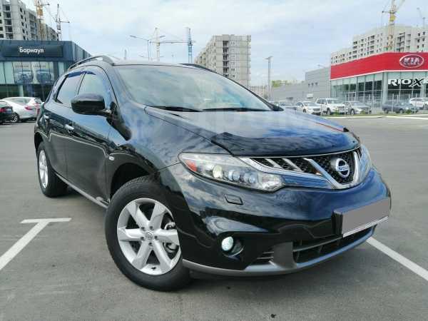 Nissan Murano, 2012 год, 1 020 000 руб.