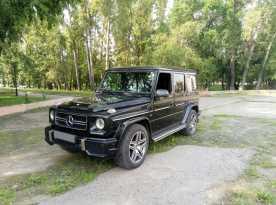 Абакан G-Class 2001