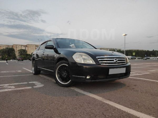Nissan Teana, 2004 год, 340 000 руб.