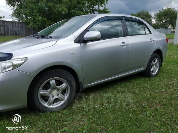 Toyota Corolla, 2007 год, 369 000 руб.